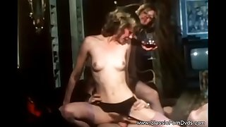 Classic MILF Orgy From 1973