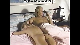 Dominique Simone, Derrick Lane, Joey Silvera in classic sex site
