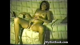 This masturbation scene has the texture of a vinta